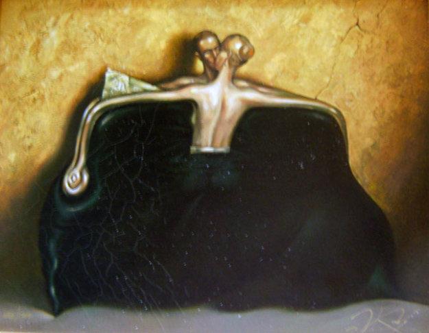 Purse 1999 Limited Edition Print by Vladimir Kush