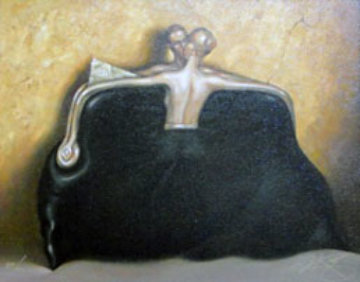 Purse 2001 Limited Edition Print by Vladimir Kush