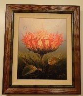 Fiery Dance 2001 Limited Edition Print by Vladimir Kush - 2