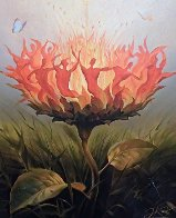 Fiery Dance 2001 Limited Edition Print by Vladimir Kush - 0