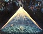 Divine Geometry  Limited Edition Print - Vladimir Kush