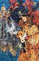 Idyll 2017 59x39 Original Painting - Vladimir Mukhin
