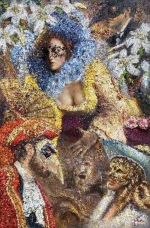 Arcana 2016 60x40 Original Painting by Vladimir Mukhin