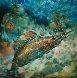 Muted Symphony-opus VI 40x40 Original Painting by  Voytek - 0