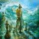 Don Quixotte of 21st Century - Hold On 2017 48x48 Original Painting by  Voytek - 0