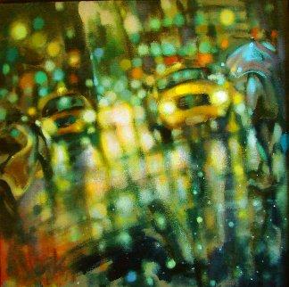 Night Shift 2021 24x24 Original Painting -  Voytek
