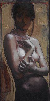 Expressive Hands Original Painting - Nico Vrielink