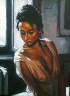 Vrielink No. 16 18x22 Original Painting - Nico Vrielink