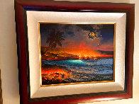 Long Journey To the Sea 2000 26x30 Original Painting by Walfrido Garcia - 2