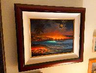 Long Journey To the Sea 2000 26x30 Original Painting by Walfrido Garcia - 1