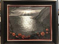 Recalling the View 24x30 Original Painting by Walfrido Garcia - 1