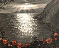 Recalling the View 24x30 Original Painting by Walfrido Garcia - 0