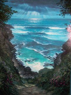 Heavenly View 2004 40x30 Huge  Limited Edition Print - Walfrido Garcia
