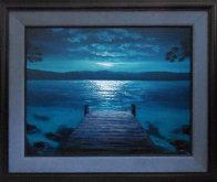 Dockside Dreams 2005 Limited Edition Print by Walfrido Garcia - 1