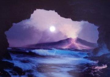 Fire By Night 2000 Limited Edition Print - Walfrido Garcia