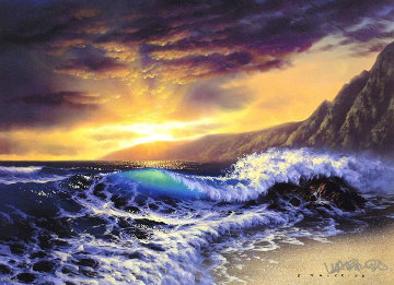 Presence of the Divine 2009 Limited Edition Print - Walfrido Garcia
