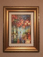 Let It Rain Embellished Limited Edition Print by Daniel Wall - 1