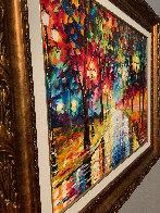 Fresh Walk 2017 35x42 Super Huge Original Painting by Daniel Wall - 5