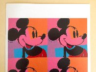 Myths: Mickey Mouse Poster 1981 Limited Edition Print by Andy Warhol - 3