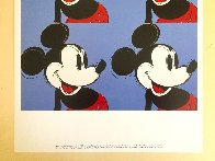 Myths: Mickey Mouse Poster 1995 Limited Edition Print by Andy Warhol - 3