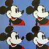Myths: Mickey Mouse Poster 1995 Limited Edition Print by Andy Warhol - 0