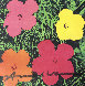 Flowers - Castelli Graphics Invitation 1981 Limited Edition Print by Andy Warhol - 0