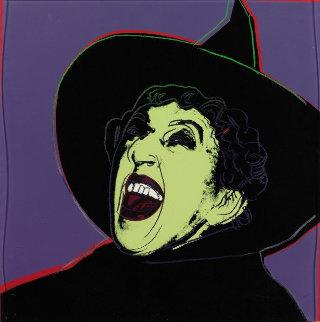 Myths: Witch (FS II.261) AP 1981 Limited Edition Print by Andy Warhol