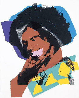 Ladies And Gentlemen 1975 (FS II.137) Limited Edition Print by Andy Warhol