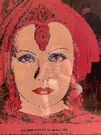 Kestner-Gesellschaft Poster 1981 Limited Edition Print by Andy Warhol - 2