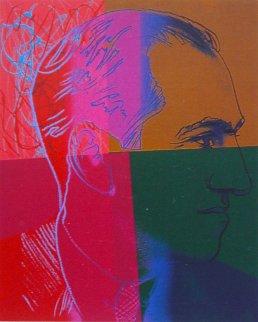 Jews: George Gershwin 1980 Limited Edition Print - Andy Warhol