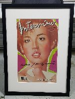 Interview Magazine (Molly Ringwald Cover) 1985 Limited Edition Print by Andy Warhol - 1