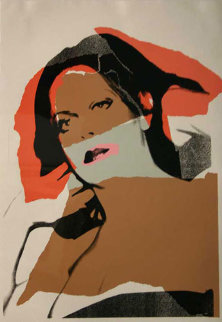 Ladies and Gentlemen II.134 AP 1975 Limited Edition Print by Andy Warhol