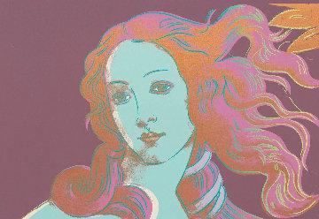 Birth of Venus 1984 FS.II 317 Limited Edition Print by Andy Warhol