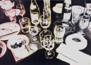 After the Party FS II.183 1979 Limited Edition Print - Andy Warhol