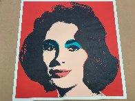 Liz II 7 1964 Limited Edition Print by Andy Warhol - 1