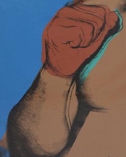 Muhammad Ali Fist 1978, FS II.181  Limited Edition Print - Andy Warhol