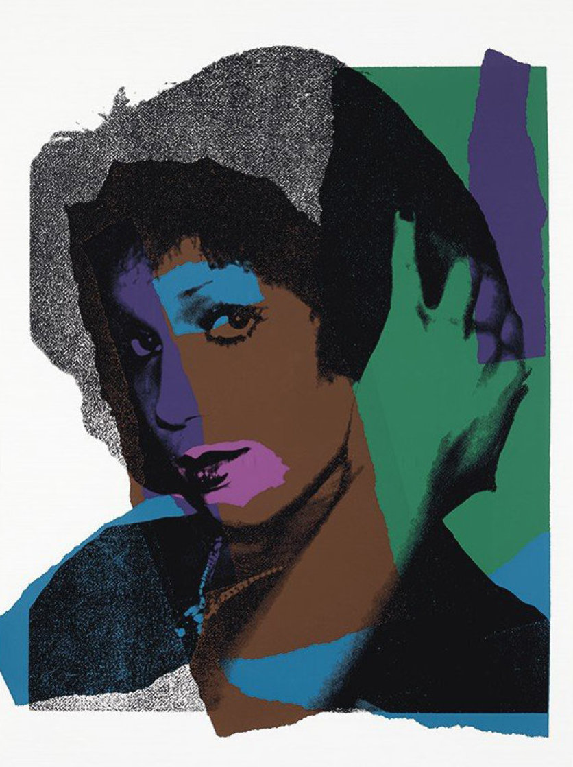 Ladies And Gentlemen (Portfolio of 10) 1975, FS II.128 – 137   Limited Edition Print by Andy Warhol