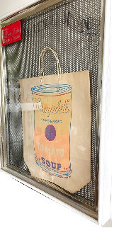 Campbell's Soup Can on a Shopping Bag 1966  Limited Edition Print - Andy Warhol