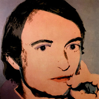 Denis Hopper  Limited Edition Print by Andy Warhol