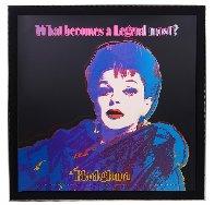Ads Series: Judy Garland Blackglama   II.351   1985  Limited Edition Print by Andy Warhol - 2