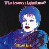Ads Series: Judy Garland Blackglama   II.351   1985  Limited Edition Print by Andy Warhol - 4
