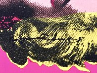 Marilyn (Tate Gallery) 1987 Hand Signed Poster Limited Edition Print by Andy Warhol - 6