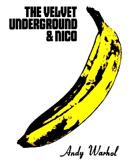 Velvet Underground and Nico 1967 Poster Limited Edition Print - Andy Warhol