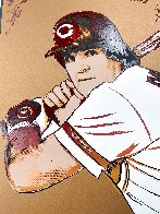 Pete Rose Trial Proof HS Limited Edition Print by Andy Warhol - 1