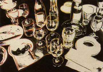 After the Party II.183 1979 Limited Edition Print by Andy Warhol