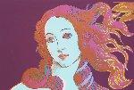 Birth of Venus II.318 1984 Limited Edition Print - Andy Warhol