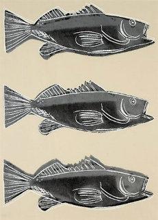 Fish  IIIA.39 1983 Limited Edition Print by Andy Warhol
