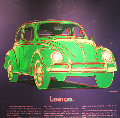 Ads: Volkswagen  II.358 1985 Limited Edition Print - Andy Warhol