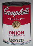 Campbells Soup: Onion Soup Can II.47 Limited Edition Print - Andy Warhol