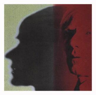 Myths: Shadow  II.267 1981 Limited Edition Print by Andy Warhol